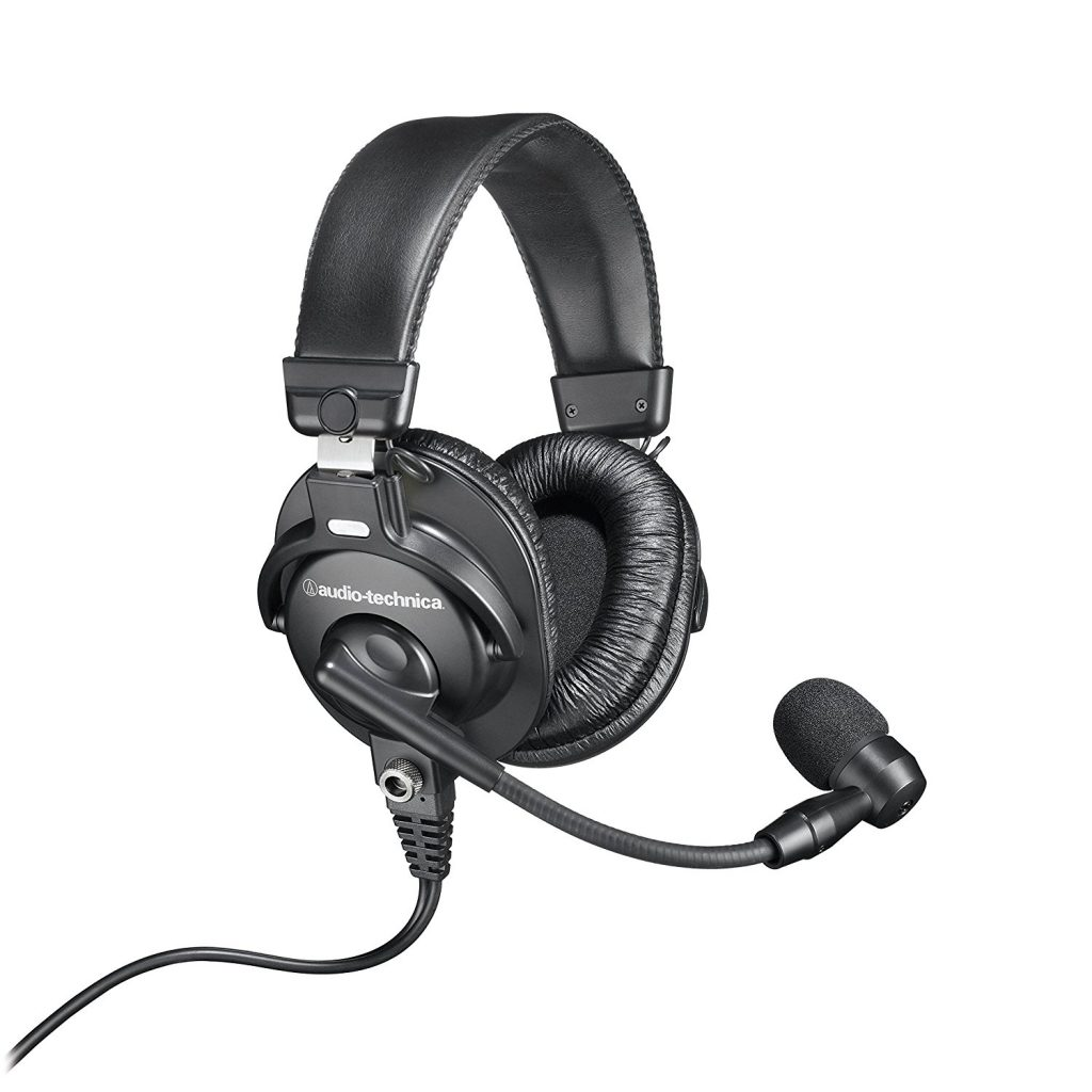Audio-Technica BPHS1 Broadcast Stereo Headset1