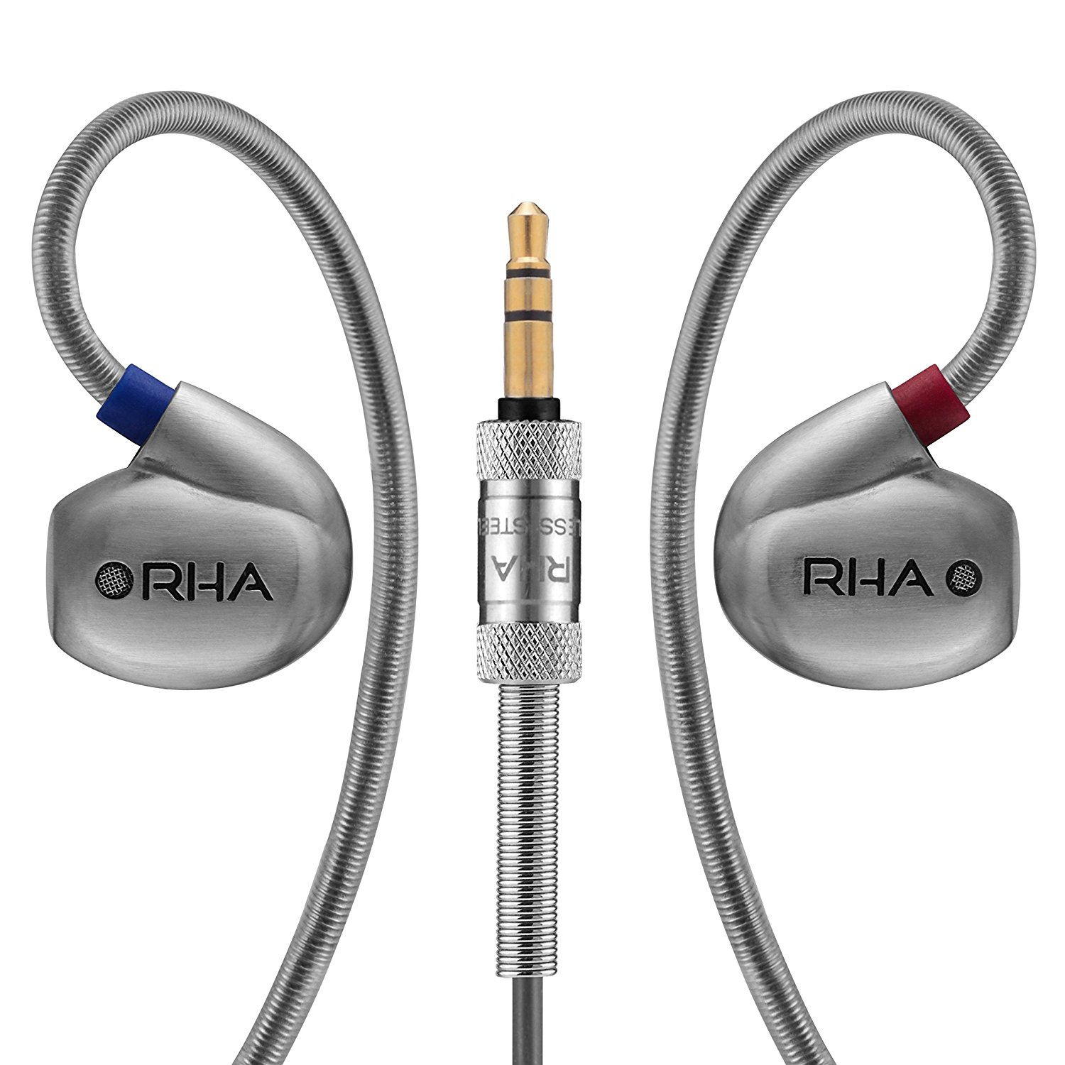 RHA T10 High Fidelity, Noise Isolating In-Ear Headphone Review
