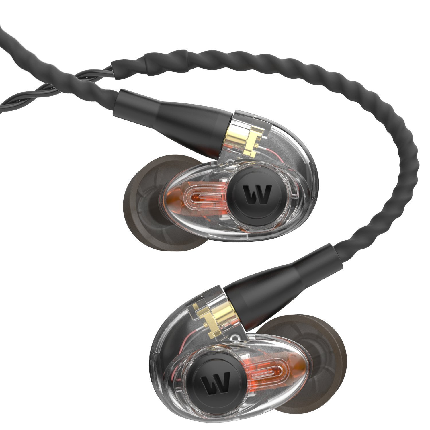 Westone 78536 Clear AM Pro 10 Single-Driver Universal Ambient In-Ear Monitors