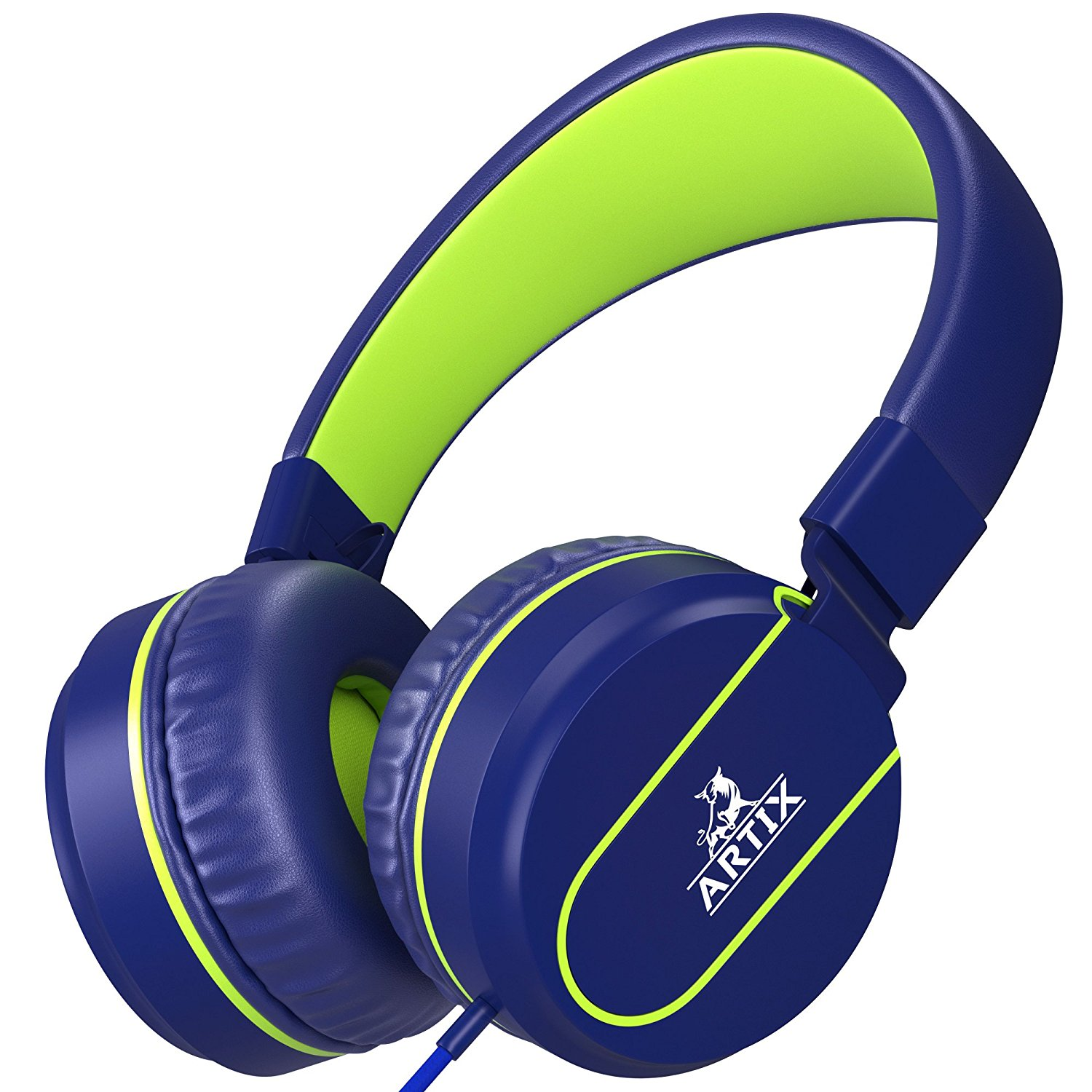 ARTIX Headphones with Microphone for Travel