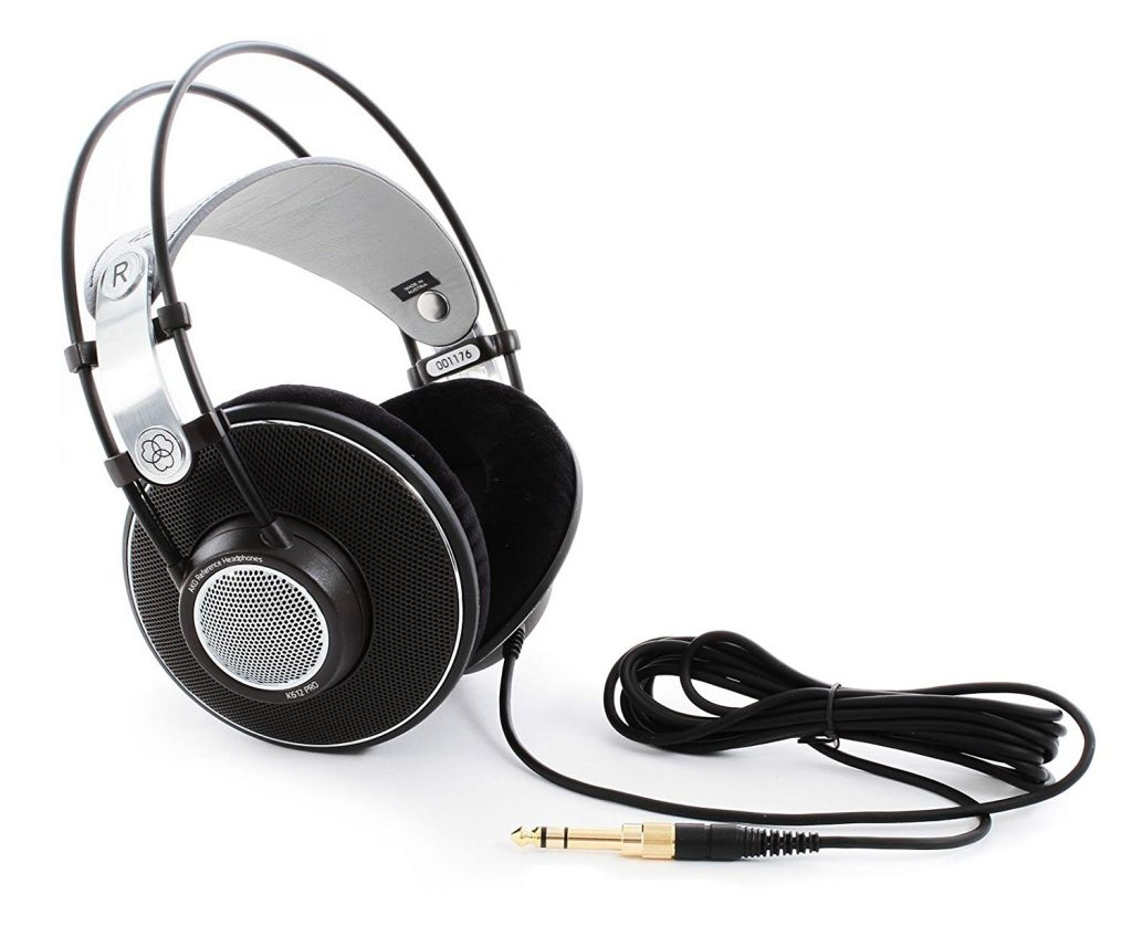 AKG Pro Audio K612PRO Reference Studio Headphone Review
