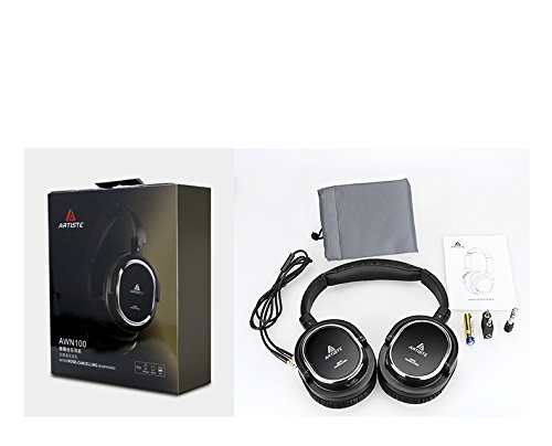 Artiste Acoustic Noise cancelling Headphone