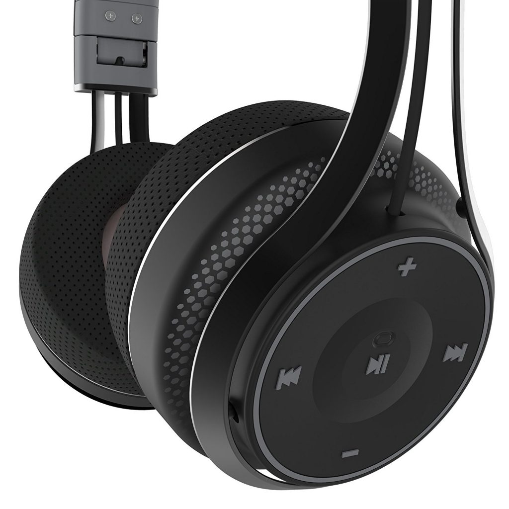 BlueAnt - Pump Soul On Ear Wireless HD Headphones
