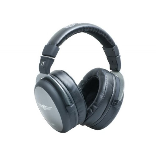 Fischer Audio FA-003Ti Noise Isloation Earcups Headphones with Titanium Drivers with New Headband Design