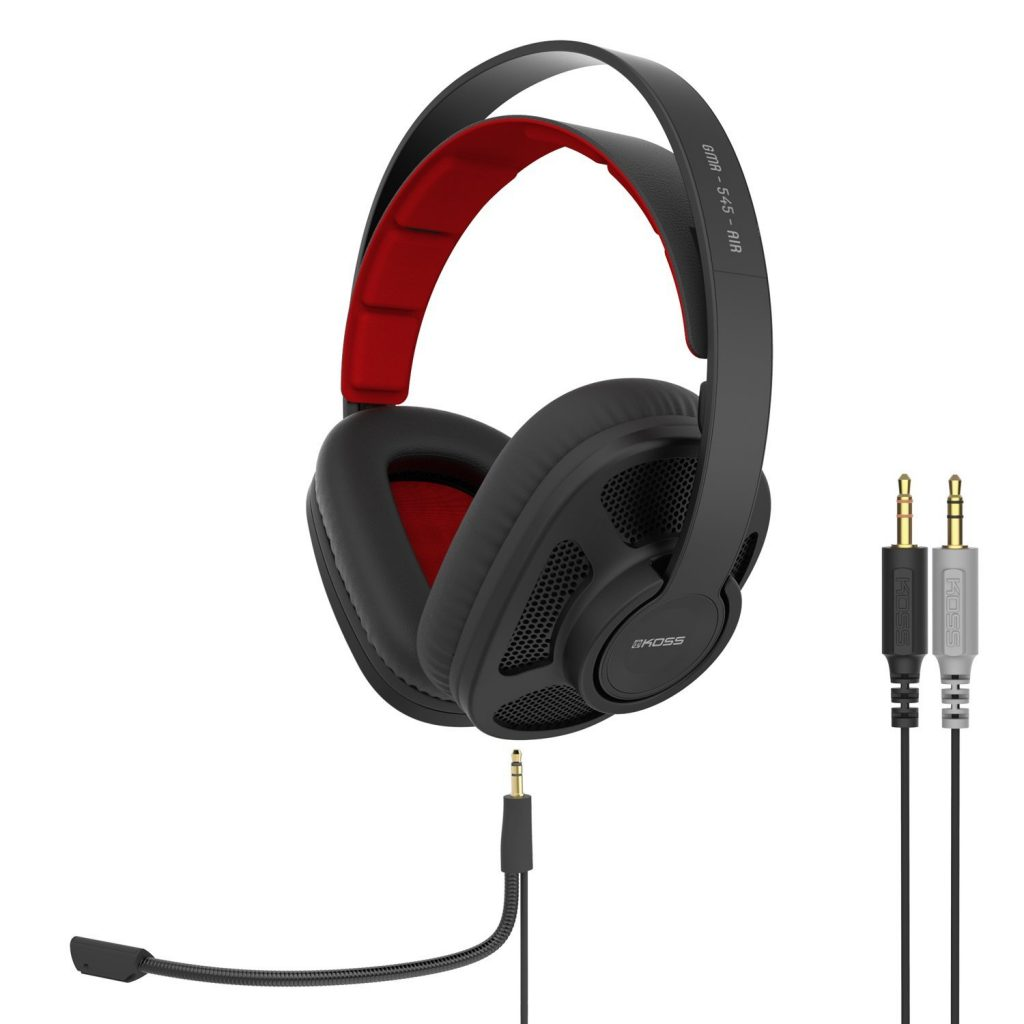 Koss GMR-545-AIR Open-Back Gaming Headphone