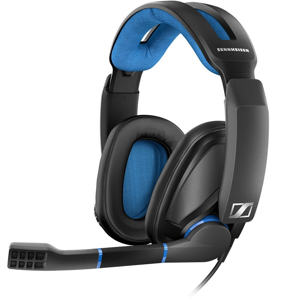 Sennheiser GSP 300 - Closed Back Gaming Headset for PC, Mac, PS4 and Xbox One