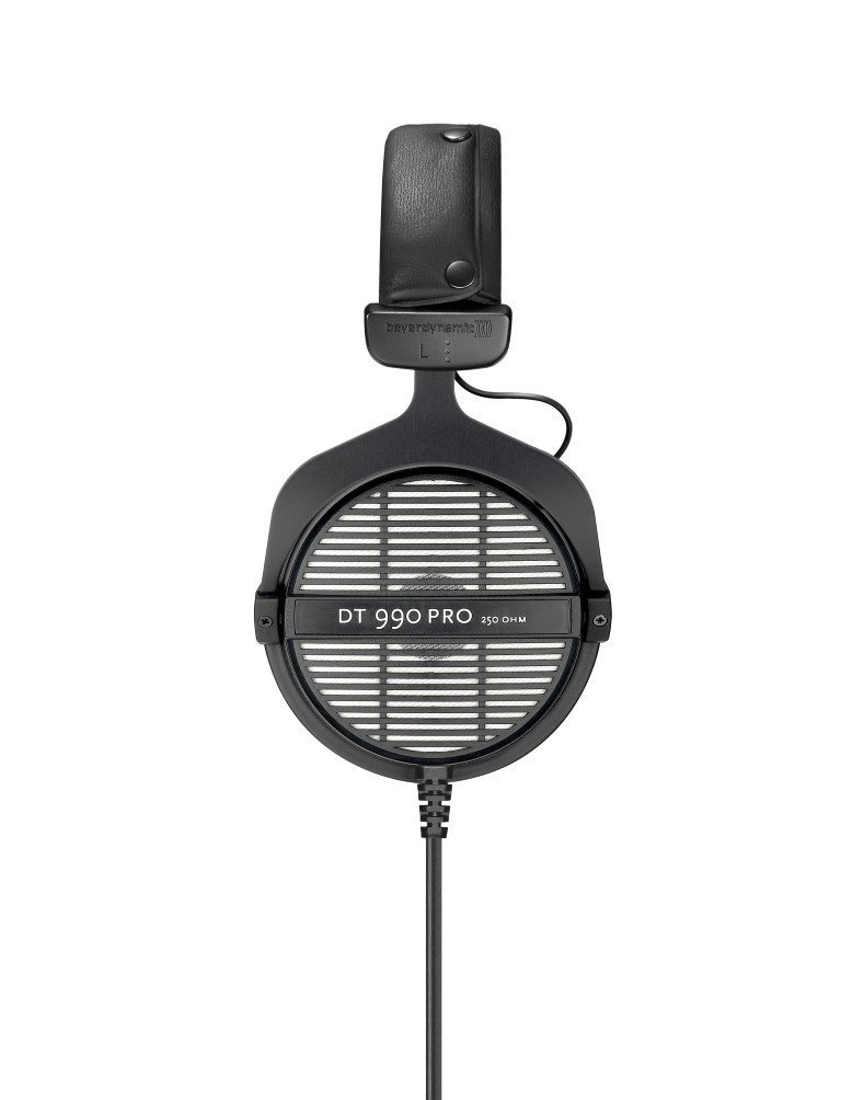beyerdynamic DT 990 PRO open Studio Headphone Review